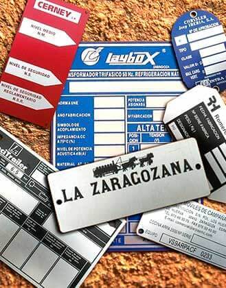 Grafimetal - Placas