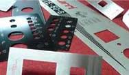 Grafimetal - Placas para cuadros de mando