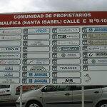 Grafimetal - Directorios - Señalética